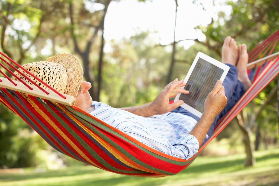bigstock-Senior-Man-Relaxing-In-Hammock-39676507